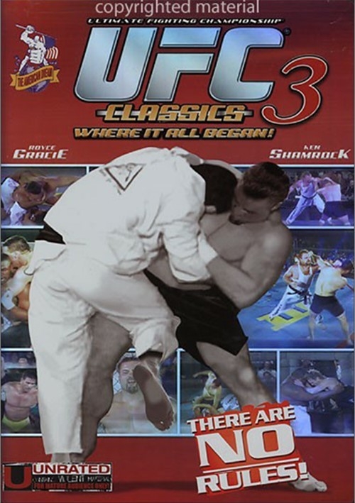 UFC Classics: Volume 3
