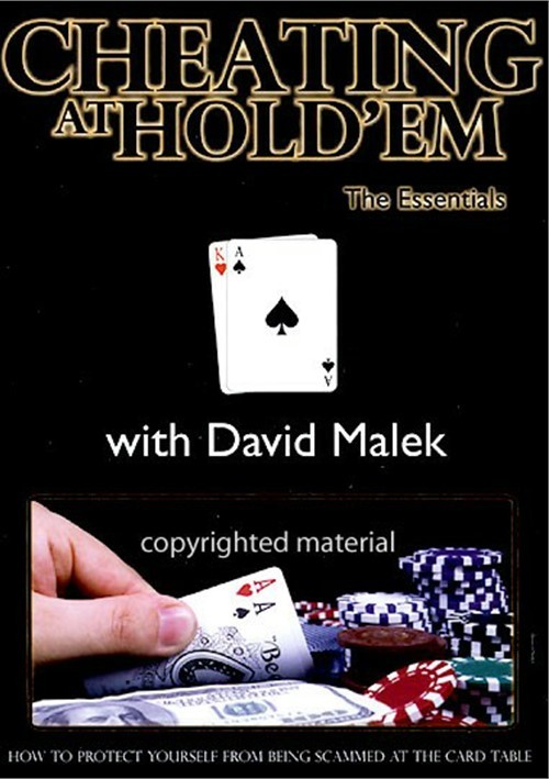 Cheating At Hold Em: The Essentials - With Dave Malek