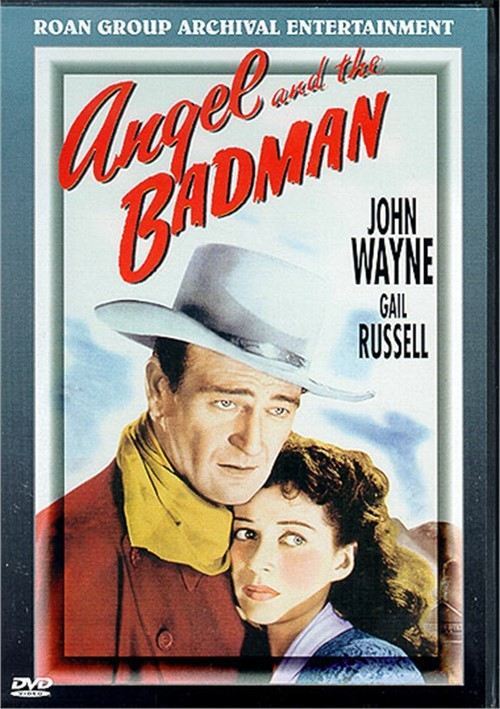Western #4 - Angel and the Badman