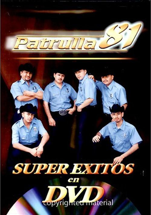 Patrulla 81: Super Exitos En DVD