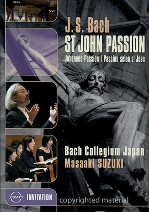 Bach: St. John Passion - Bach Collegium Japan Masaaki Suzuki