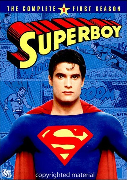 Adventures Of Superboy, The: The Complete First Season