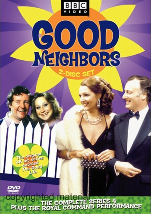 Good Neighbors: The Complete Series 4 Plus The Royal Command Performance