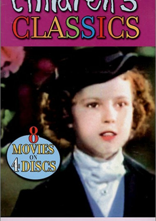 Childrens Classics: Limited Edition 8 Movie Collection