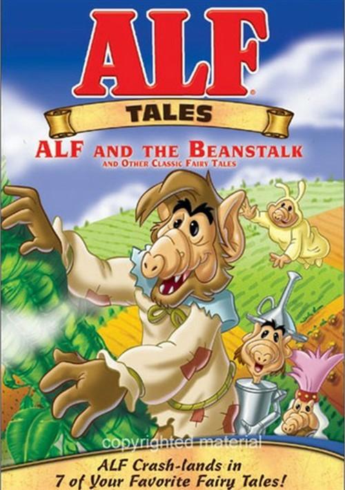 Alf Tales: Alf & The Beanstalk