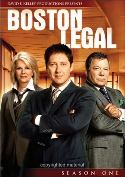 Boston Legal: Season One (Repackage)