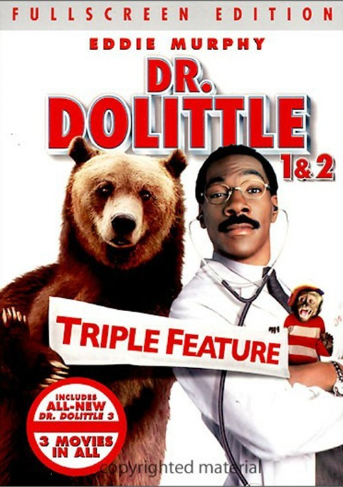 Dr. Dolittle Gift Set (Fullscreen)