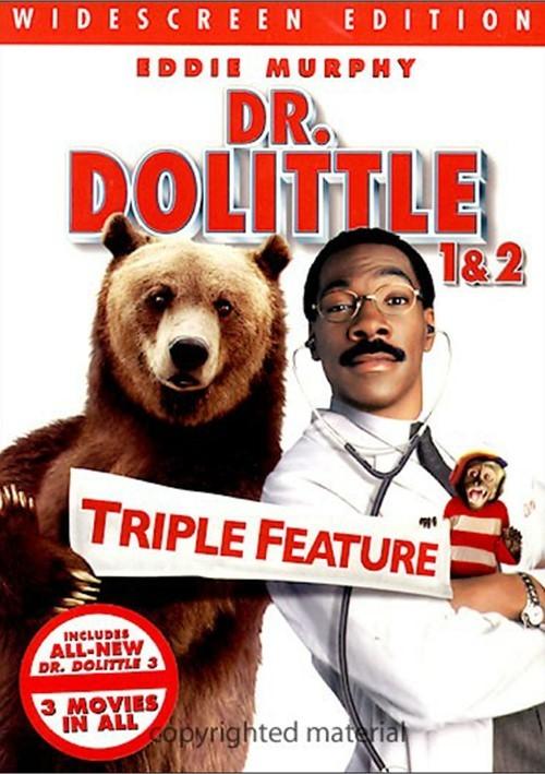 Dr. Dolittle Gift Set (Widescreen)