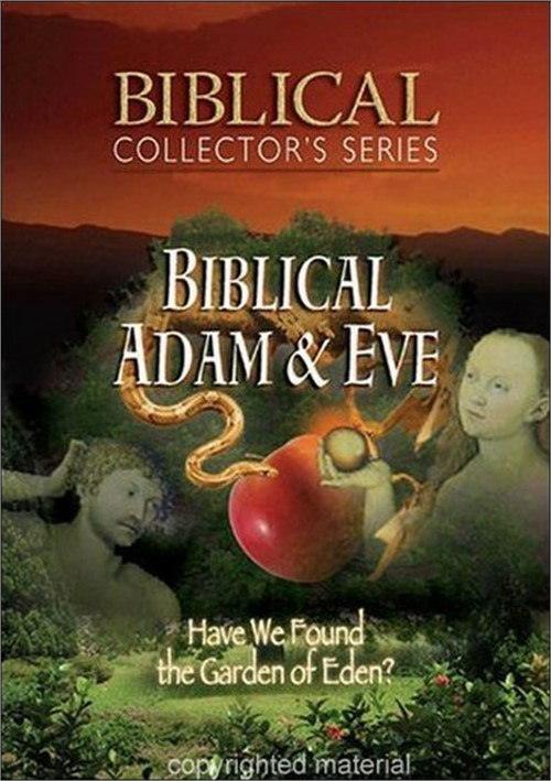 Biblical Collectors Series: Biblical Adam & Eve