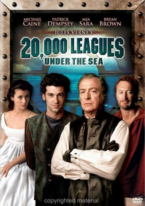 20,000 Leagues Under The Sea (with Movie Pass)