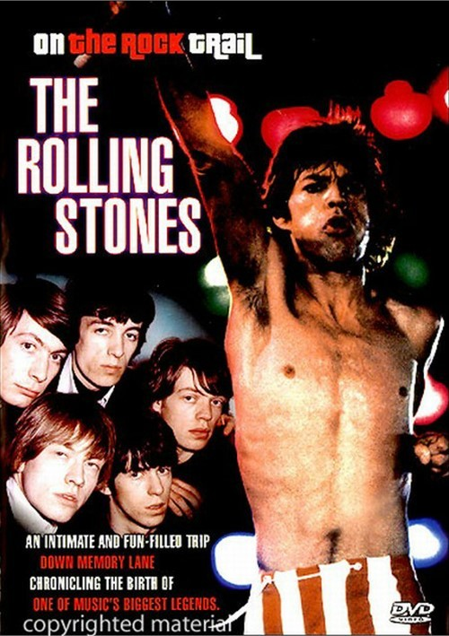 On The Rock Trail: Rolling Stones