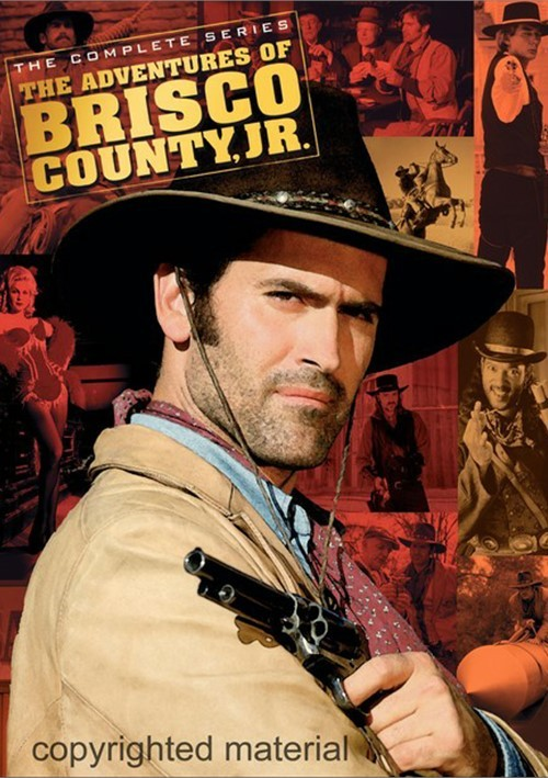 Adventures Of Brisco County, Jr., The: The Complete Series