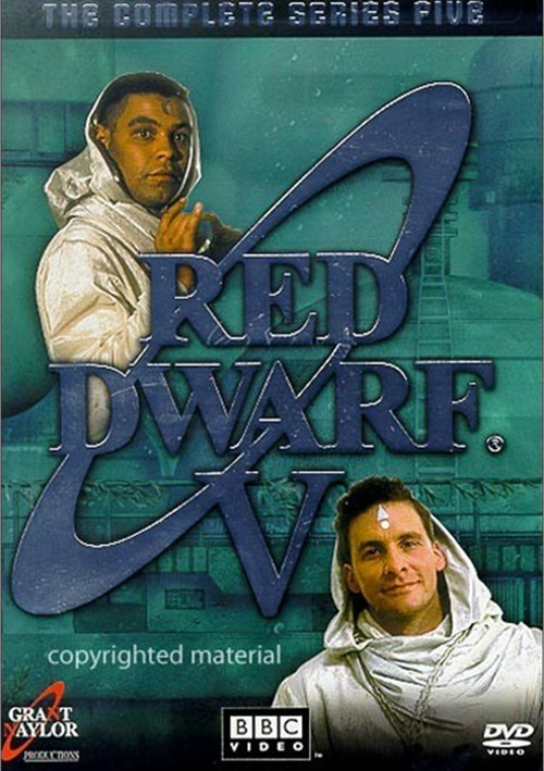 Red Dwarf: Series 5 & 6 (2 Pack)