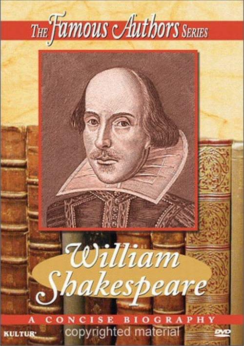 Famous Authors Series, The: William Shakespeare