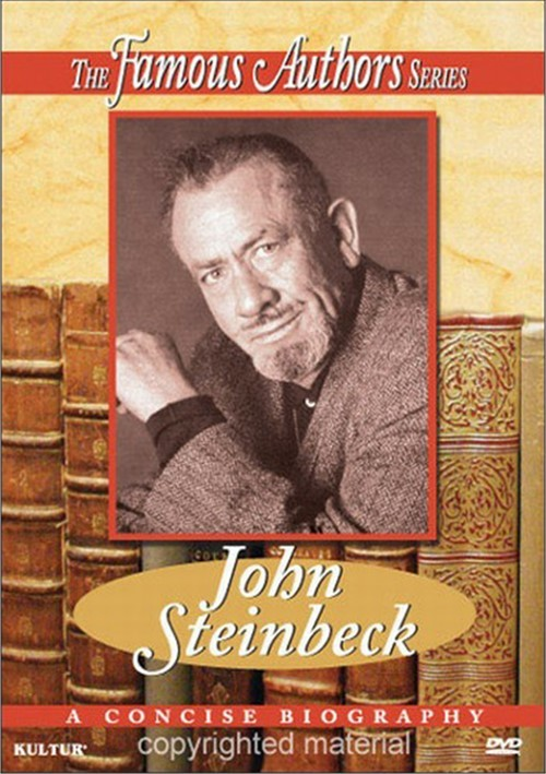 Famous Authors Series, The: John Steinbeck