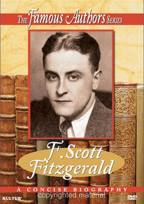 Famous Authors Series, The: F. Scott Fitzgerald