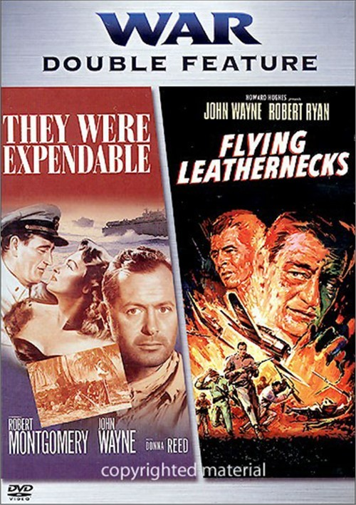 War Double Feature: They Were Expendable / Flying Leathernecks