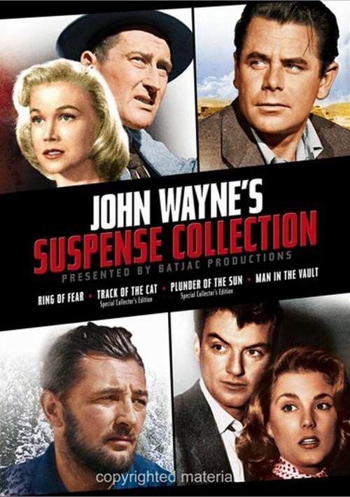 John Waynes Suspense Collection