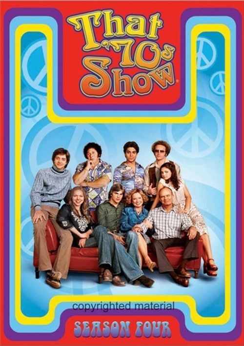 That 70s Show: Season Four