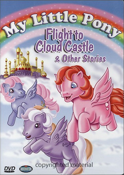 My Little Pony: Flight to Cloud Castle & Other Stories