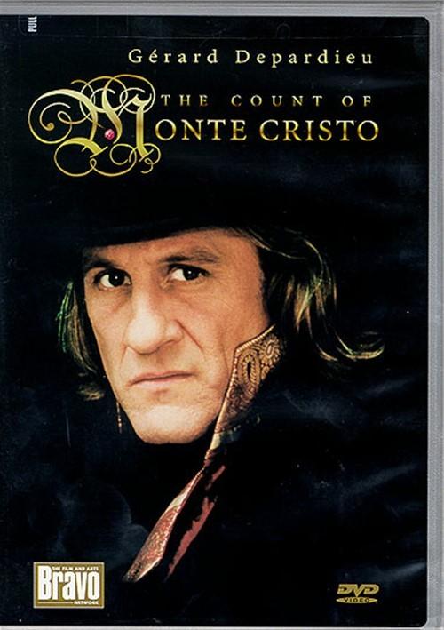 count of monte cristo the dvd 1999 dvd empire