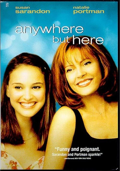 Anywhere But Here (Widescreen)