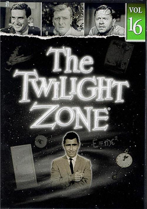 Twilight Zone, The: Volume 16