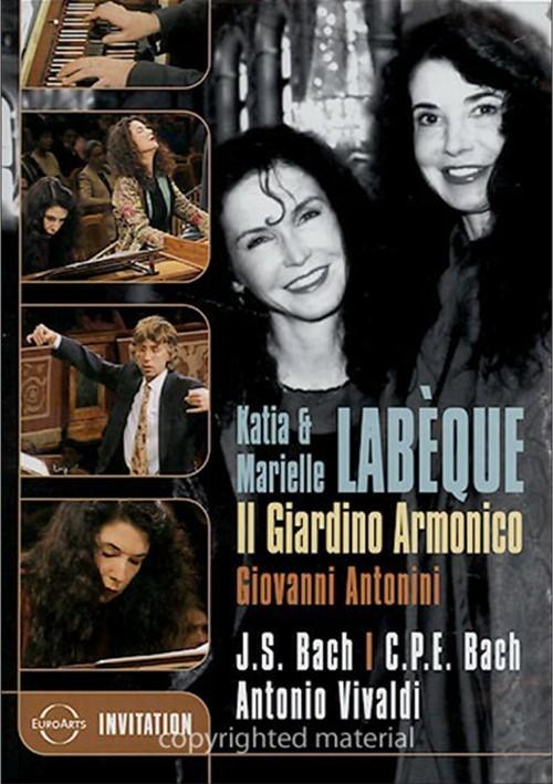 J.S. Bach / C.P.E. Bach / Vivaldi: Katia & Marielle Labeque - Il Gardino Armonico