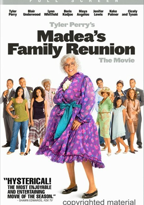 Madeas Family Reunion: The Movie (Fullscreen)