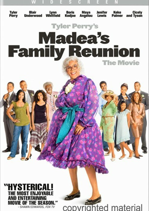Madeas Family Reunion: The Movie (Widescreen)