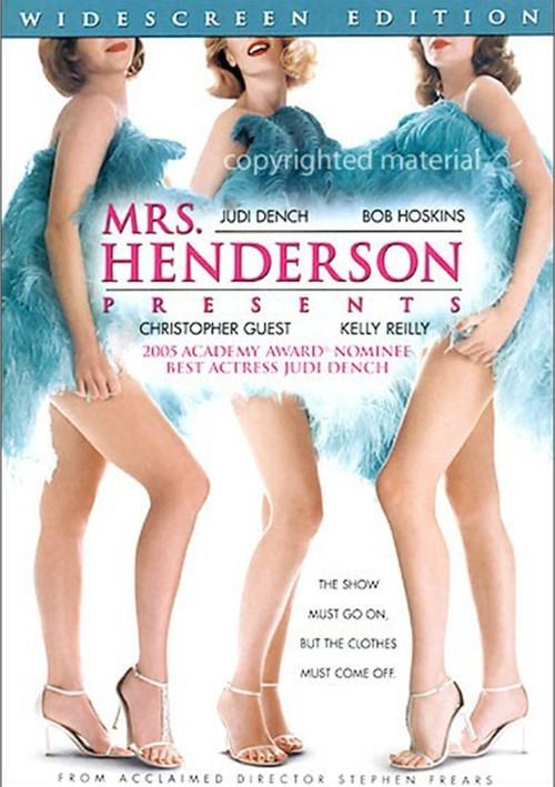 Mrs. Henderson Presents (Widescreen)
