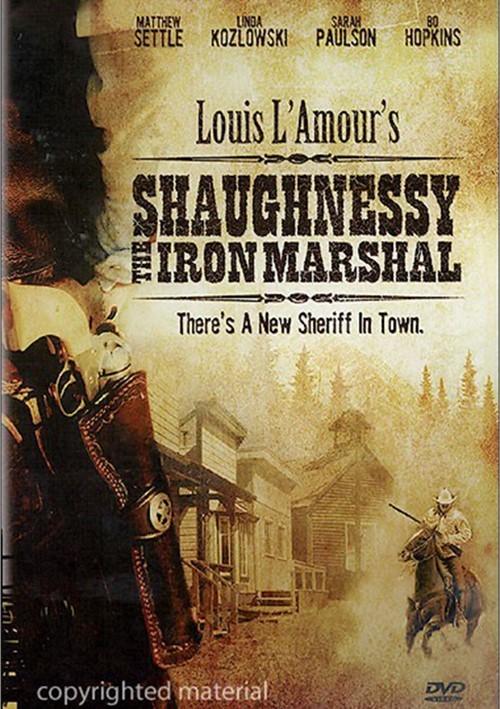 Shaughnessy The Iron Marshall