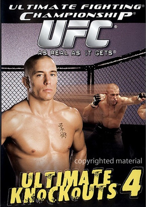 UFC: Ultimate Knockouts 4
