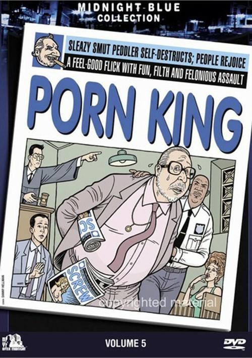 Midnight Blue: Volume 5 - Porn King