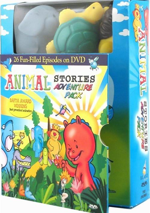 Animal Stories Adventure Pack