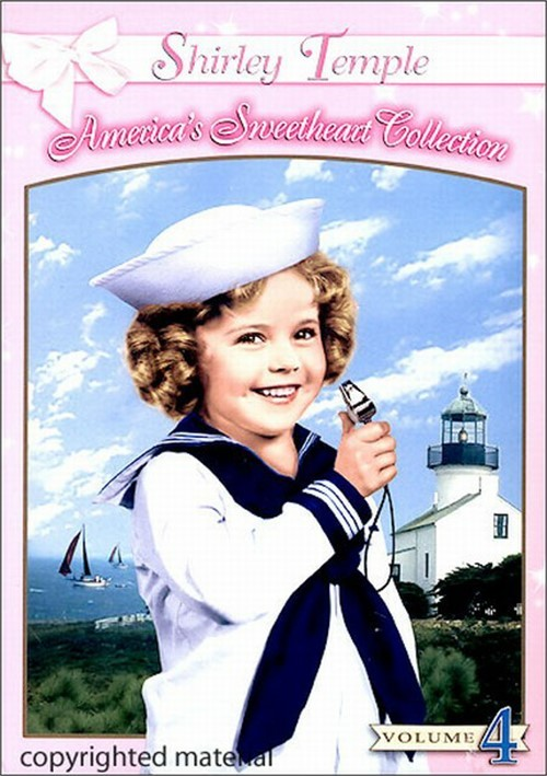 Shirley Temple: Americas Sweetheart Collection - Volume 4