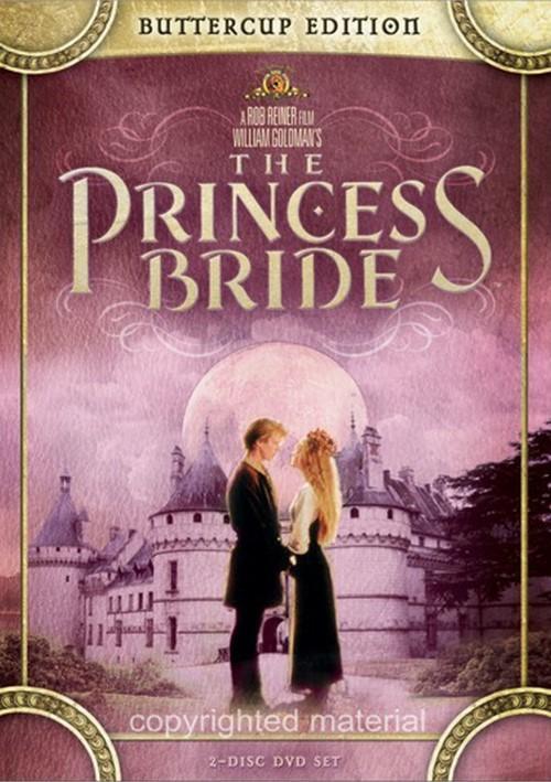 Princess Bride, The: Buttercup Edition