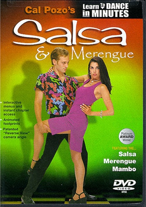 Cal Pozos Learn To Dance In Min.: Salsa & Merengue