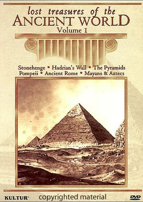Lost Treasures Of The Ancient World: Box Set Volume 1