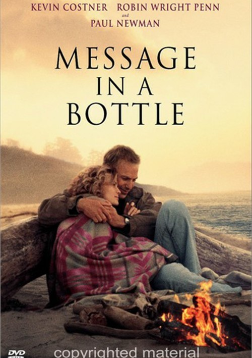 Message In A Bottle (with Mothers Day Card)