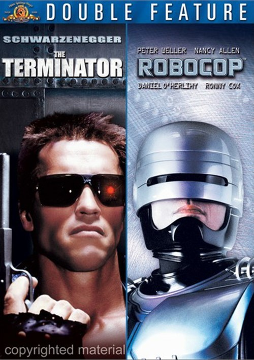 Terminator / Robocop (Double Feature)