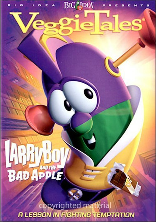 Veggie Tales: Larry-Boy And The Bad Apple