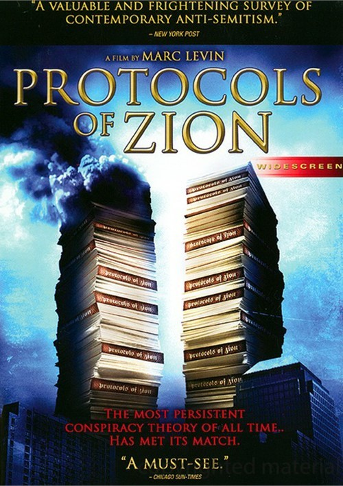 Protocols Of Zion