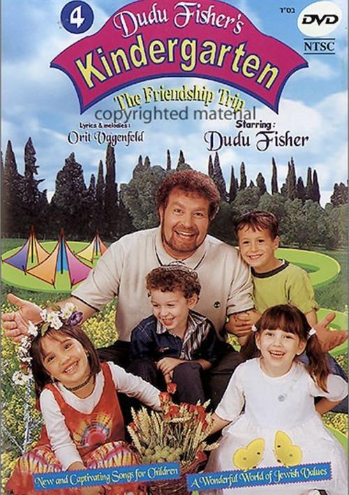 Dudu Fishers Kindergarten: The Friendship Trip