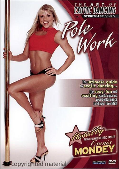 Striptease dvd