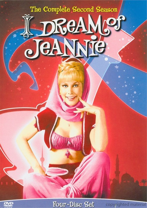 I Dream Of Jeannie: The Complete Second Season (Color)