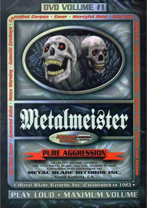 Metalmeister: A Metal Blade Compilation