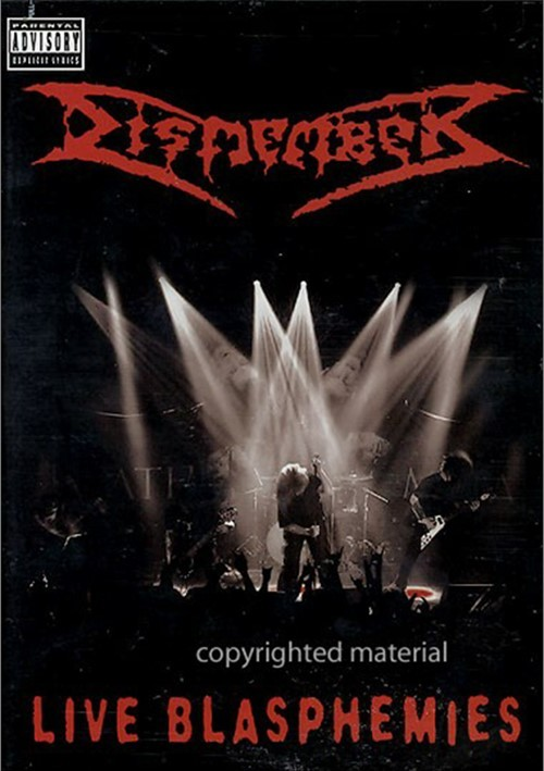 Dismember: Live Blasphemies