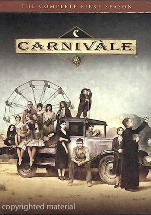 Carnivale: The Complete Seasons 1 & 2
