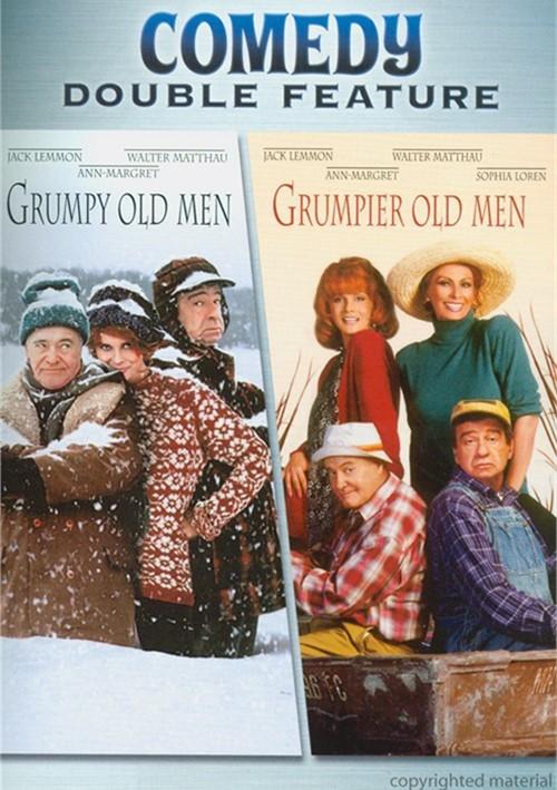 Grumpy Old Men / Grumpier Old Men (Double Feature)